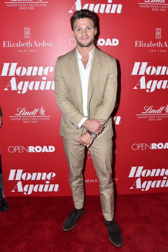 """The Cinema Society with Elizabeth Arden & Lindt Chocolate host a screening of Open Road Films' """"Home Again"""""""
