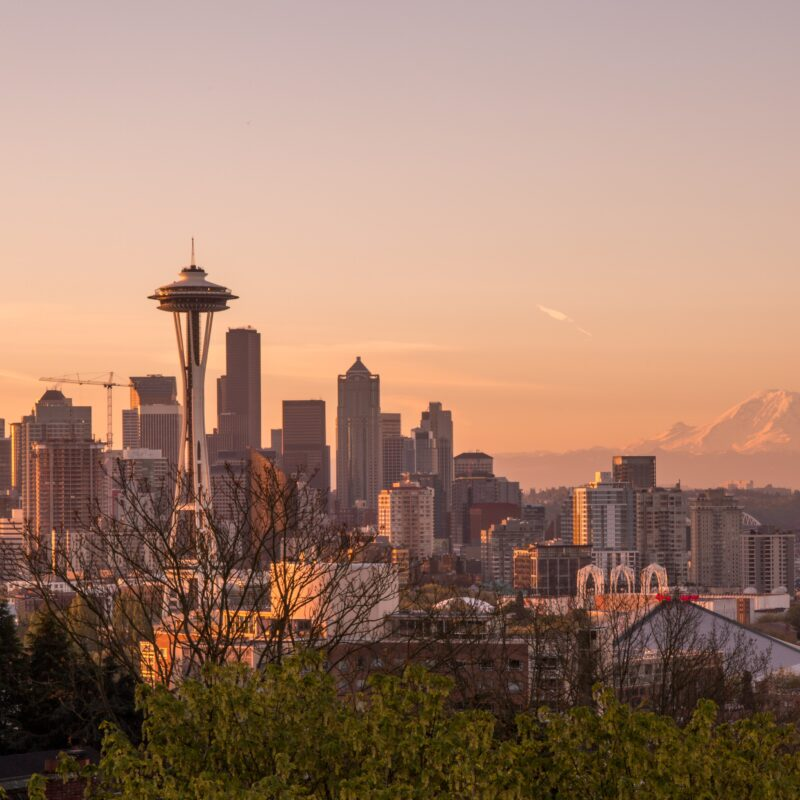 Sustainable Seattle City Guide